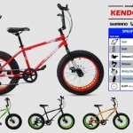 """จักรยานล้อโตเด็กขนาดล้อ 20"""" PIONEER รุ่น KENDO"""