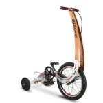 จักรยาน Halfbike