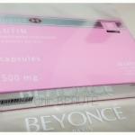 Beyonce Novacs Cutin ผลิตภัณฑ์เพื่อผิวขาว บียอนเซ่