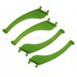 ขาสกีสีเขียว : x5hc, x5hw, x5sc, x5sw