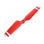 ใบพัดหาง (สีแดง) : v915