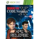 Biohazard CODE Veronica HD