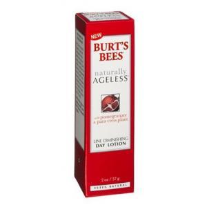 BURT'S BEES Naturally Ageless Line Diminishing Day Lotion [2oz][In Box] ครีมบำรุงผิวหน้ากลางวัน ลดเลือนริ้วรอยเล็กๆ และริ้วรอยร่องลึก