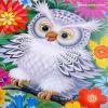 นกฮูกดอกไม้