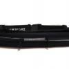 กระเป๋าคาดเอว 2 ซิป เกรด Premium ผ้าสัมผัสเนียนนุ่ม และกันน้ำ (สีดำ)