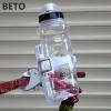 กระติกน้ำพลาสติก BETO (ใส/ขาว)