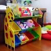 ชั้นวางของ ที่เก็บของเล่นเด็ก ยีราฟ (Giraffe Keeping Toy)