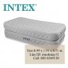 ที่นอนเป่าลม Intex ปั้มลมในตัว Intex Rising Comfort Supreme Air-Flow Bed ที่นอน 2 ชั้นเดี่ยว