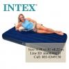 Intex Classic Downy Bed Twin ที่นอนเป่าลม 3 ฟุต สีฟ้า 68757