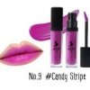 ลิปบาบาร่า Babalah Matte Me Lips No.9 #Candy Stripe