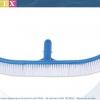 Intex แปรงโค้งทำความสะอาดสระ 16 นิ้ว (4.6 ซม.) 29053