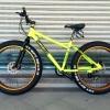 จักรยานล้อโต CANNELLO รุ่น THE ROCK สีเขียวตอง