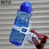 กระติกน้ำพลาสติก BETO (ใส/น้ำเงิน)