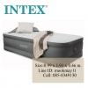 ที่นอนเป่าลม Intex พร้อมที่เป่าลมในตัวTwin Size With Built-in Electric Pump รุ่น 64472