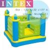 Intex Castle Bouncer Jump O Lene บ่อกระโดดเด็กปราสาทสีเขียว + ที่เป่าลมไฟฟ้า 48257