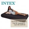 Intex Pillow Rest Classic Twin ที่นอนเป่าลม 3 ฟุต สีดำ 66767
