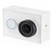 สีขาว Xiaomi Yi Action Camera ส่งฟรี EMS
