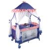 Playpen baby รุ่น DZ-314 สีน้ำเงิน