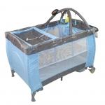 Playpen baby รุ่น 0625-1 สีฟ้า