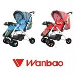 Wanbao รถเข็นเด็ก รุ่น 6010