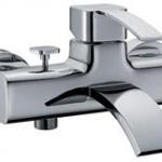 ก๊อกอ่างอาบน้ำผสมน้ำร้อนเย็น Rasland 882752C