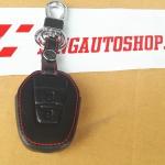 ซองกุญแจ All New D-Max 2012-16 ดำด้ายแดง
