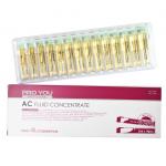 Proyou AC Fluid Concentrate 2mlx14 (เซรั่มชนิดเข้มข้น ช่วยปรับสภาพและดูแลผิวที่เป็นสิวหรือผิวมัน)