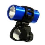 ชุดไฟหน้า Super Bright LED พร้อมขารัดไฟซิลิโคน 185A (น้ำเงิน)