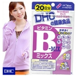DHC B-Mix (20 Days) ลดรอยแผลและรอยแดงจากการเกิดสิว ลดรอยด่างดำ บำรุงผิวให้ขาวเนียนใส