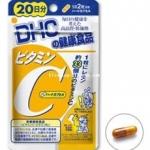 DHC Vitamin C (20 Days) ให้ผิวขาวกระจ่างใส ลดความหมองคล้ำ ต่อต้านอนุมูลอิสระ บำรุงร่างกายให้แข็งแรง