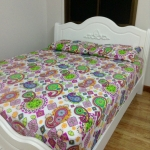 ผ้าปูที่นอนผ้ายืด #05