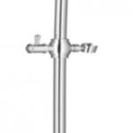 ราวแขวนฝักบัวปรับระดับยาว 60 ซม. COTTO CT0132