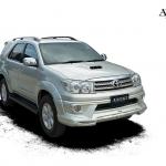 ชุดแต่งฟอจูนเนอร์ 2005-2012 AmotriZ Body Kits
