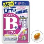 DHC B-Mix (60 Days) ลดรอยแผลและรอยแดงจากการเกิดสิว ลดรอยด่างดำ บำรุงผิวให้ขาวเนียนใส