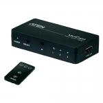 กล่องสลับสัญญาณ HDMI ยีห้อ Aten รุ่น VS381
