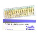 Proyou Whitening Arbutin Fluid Concentrate 2mlx14 (เซรั่มชนิดเข้มข้น ช่วยปรับผิวหน้าให้ขาวกระจ่างใสขึ้นด้วยสารอาร์บูตินเข้มข้น และช่วยดูแลผิวให้สดใสและเปล่งปลั่ง)