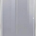 ฉากกั้นอาบน้ำบานเลื่อน 2 ตอน กระจกนิรภัย 6 มม. COTTO SF130I2 ขนาด 1300 x 1850 มม. รุ่น ESTER