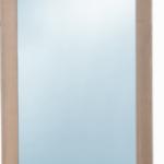 กระจกเงากรอบไม้แอช COTTO MC601#B ขนาด 46x99ซม
