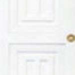 ประตู ABS KING KG-6 ขนาด 70x200cm