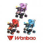 Wanbao รถเข็นเด็ก รุ่น 6001A