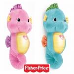 ตุ๊กตาม้าน้ำกล่อมนอน Fisher-Price Ocean Wonders Soothe and Glow Seahorse