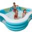 Intex Family Pool Swim สระน้ำครอบครัว 57495 +แถมสูบไฟฟ้า thumbnail 5