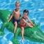 INTEX 58562 แพยางว่ายน้ำเด็กรูปจระเข้ 203 x 114 cm. thumbnail 2