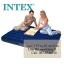 Intex Classic Downy Bed Full ที่นอนเป่าลม 4.5 ฟุต สีฟ้า 68758 thumbnail 1