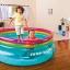 Intex Jump O Lene Ring Bounce Kids 48267 เบาะกระโดดจั๊มโอลีนสีเหลือง รุ่น 48267 thumbnail 4
