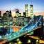 วิวสะพานบรูคลิน อเมริกา (Brooklyn bridge) thumbnail 1