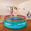 Intex Jump O Lene Ring Bounce Kids 48267 เบาะกระโดดจั๊มโอลีนสีเหลือง รุ่น 48267 thumbnail 5