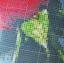 กุหลาบ 5 สี (แดง ชมพู ม่วง เหลือง และฟ้า) thumbnail 4