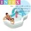 Intex Swim center family Cabana pool สระน้ำคาบาน่า 57198+สูบไฟฟ้า thumbnail 1