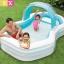 Intex Swim center family Cabana pool สระน้ำคาบาน่า 57198+สูบไฟฟ้า thumbnail 2